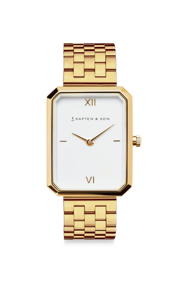 Montre Kapten & Son Grace Gold Steel - PRECIOVS