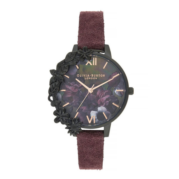 Montre Olivia Burton After Dark Case Cuff Demi dial OB16AD44 - PRECIOVS