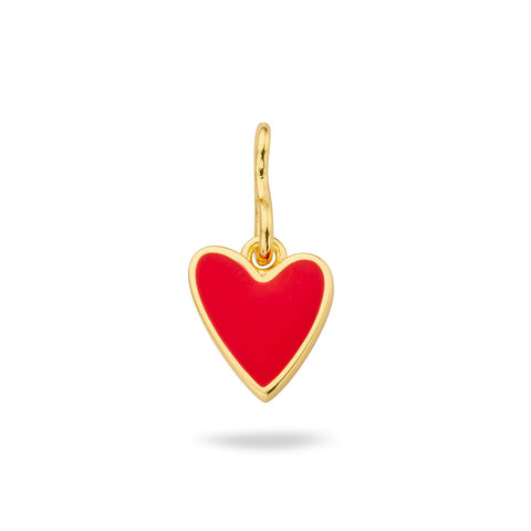 Pendentif MYA BAY Red heart PED-30