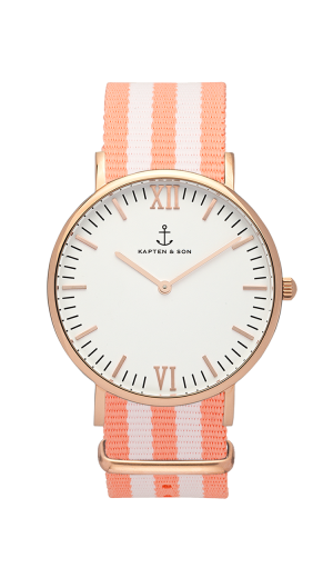 Montre Kapten & Son Peach