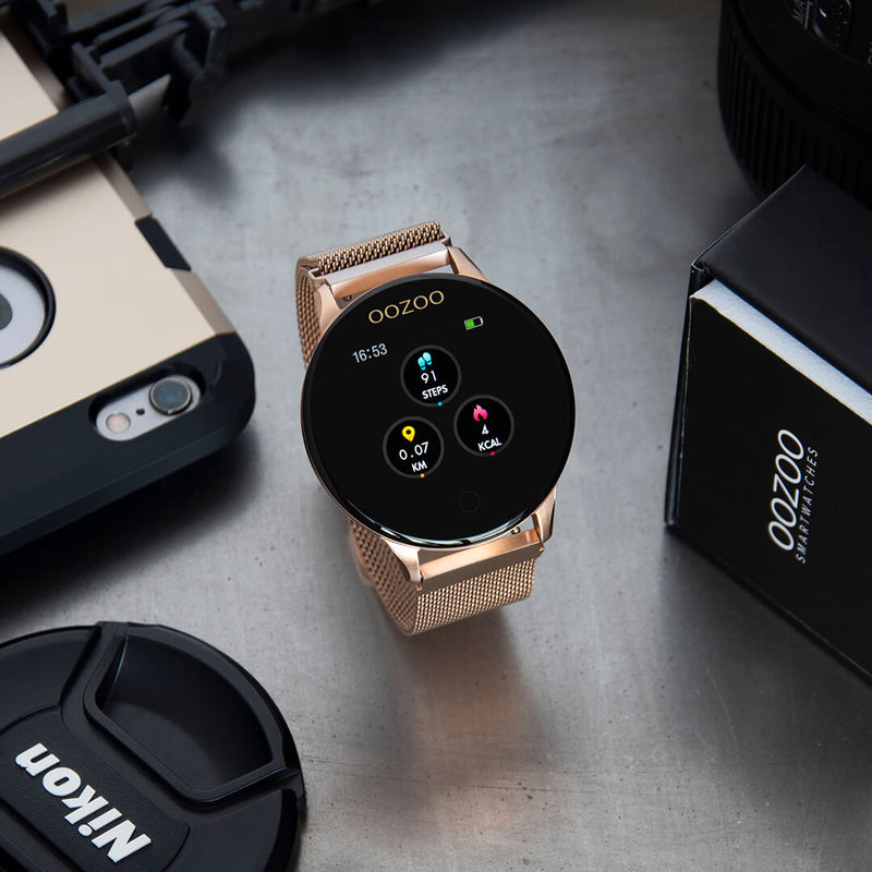 Montre connectée Oozoo Smartwatch Q00118 - PRECIOVS