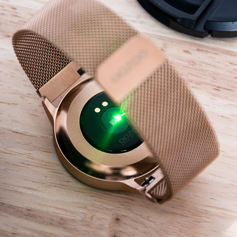 Montre connectée Oozoo Smartwatch Q00115 - PRECIOVS