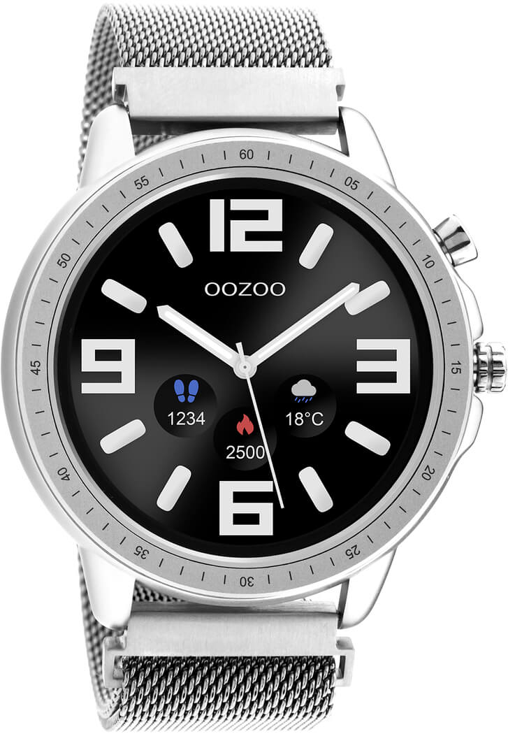 Montre connectée Oozoo Smartwatch Q00305 - PRECIOVS