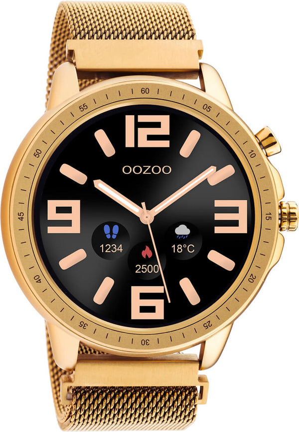 Montre connectée Oozoo Smartwatch Q00307 - PRECIOVS