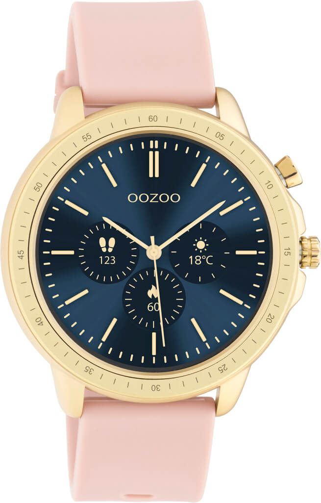 Montre connectée Oozoo Smartwatch Q00318 - PRECIOVS