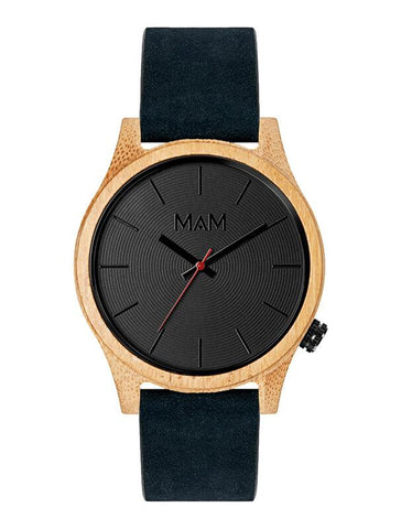Montre MAM Originals Quail Blue