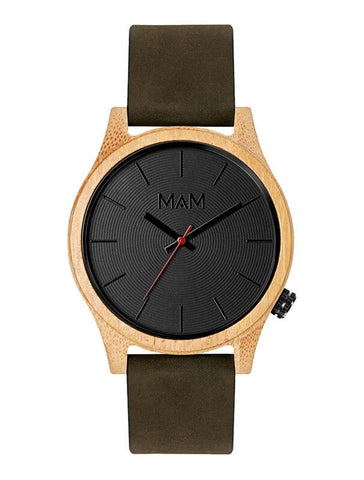 Montre MAM Originals Quail Green