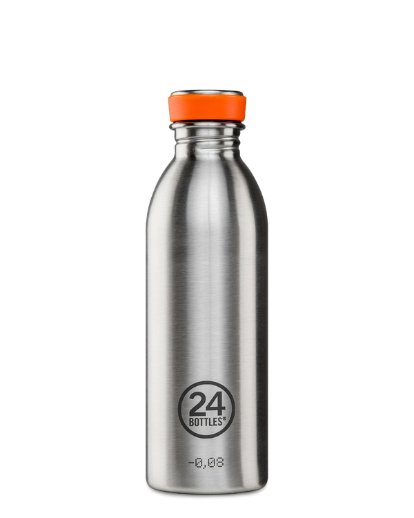 Bouteille réutilisable 24Bottles Urban Bottle Steel 500ml - PRECIOVS
