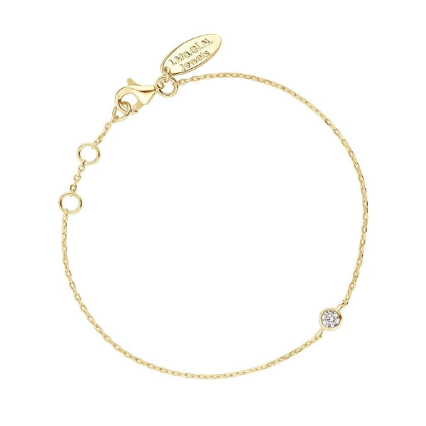 Bracelet I.Ma.Gi.N Jewels June Or Jaune - PRECIOVS