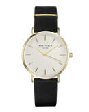 Montre Rosefield THE WEST VILLAGE Black Gold WBLG-W71 - PRECIOVS