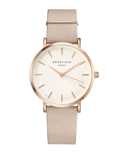 Montre Rosefield THE WEST VILLAGE Soft Pink Rosegold WSPR-W73 - PRECIOVS