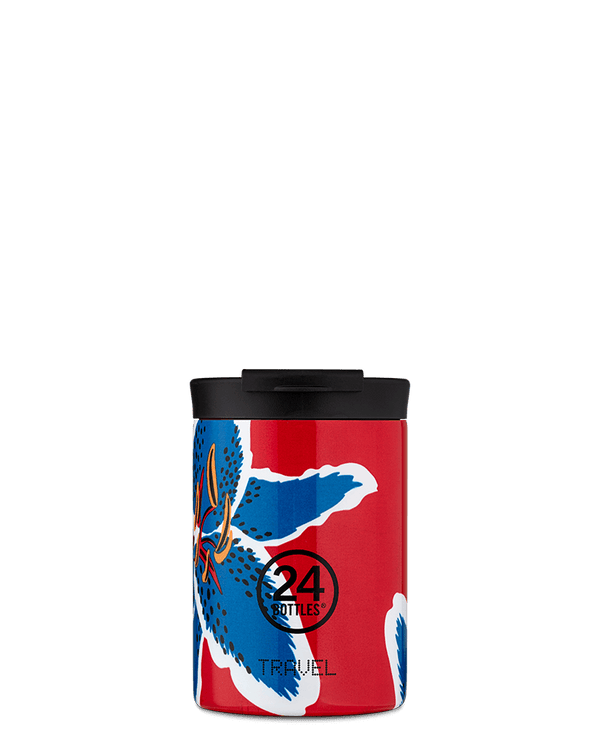 Mug isotherme 24Bottles Travel Tumbler Martinique 350ml