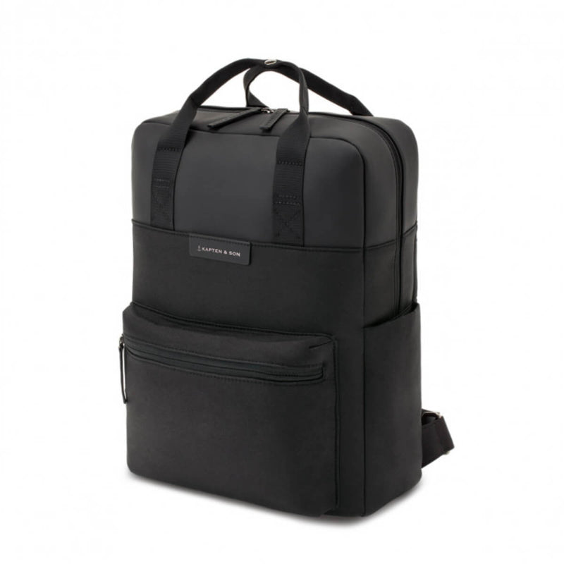 Sac à dos Kapten & Son Bergen All Black - PRECIOVS