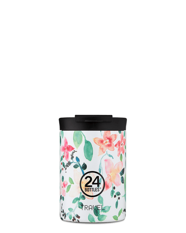 Mug isotherme 24Bottles Travel Tumbler Little Buds 350ml