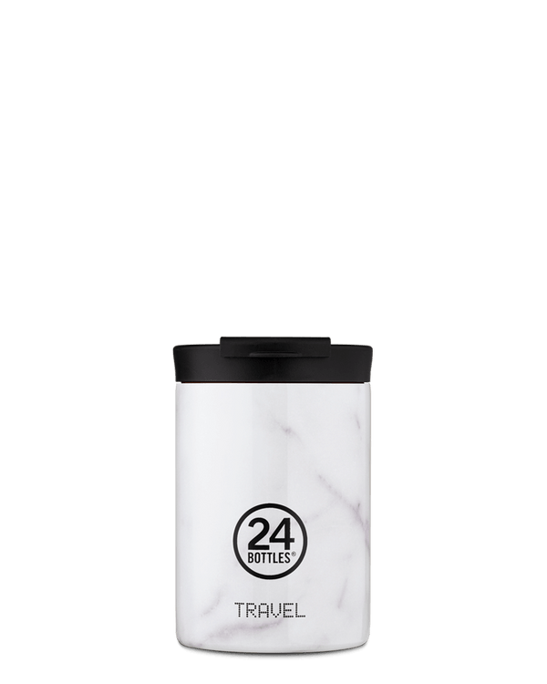 Mug isotherme 24Bottles Travel Tumbler Carrara 350ml