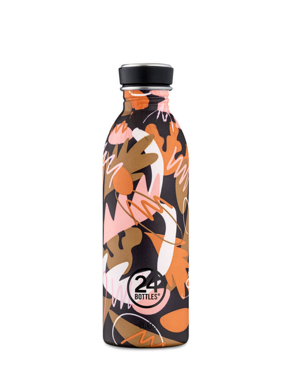 Bouteille réutilisable 24Bottles Urban Bottle Lost On Mars 500ml - PRECIOVS
