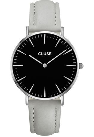 Montre CLUSE La Bohème Silver Black/Grey CL18218