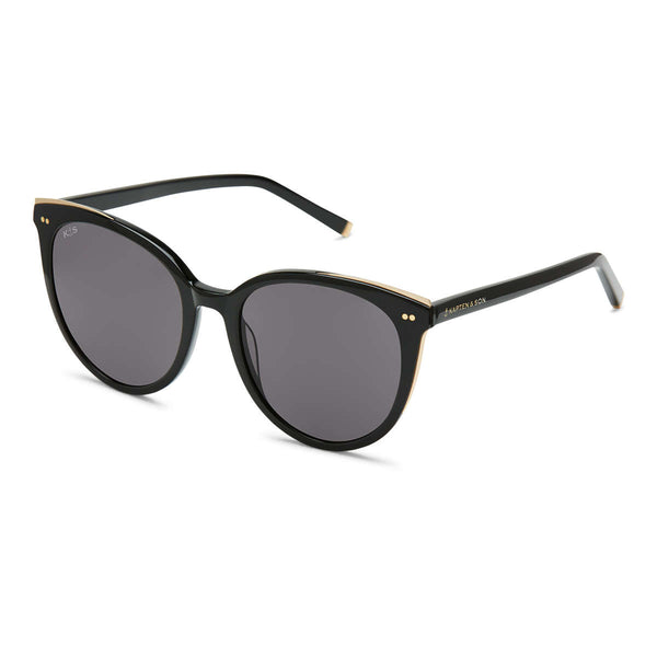 Lunettes de soleil Kapten & Son Manhattan All Black KS10-BGK-BS - PRECIOVS