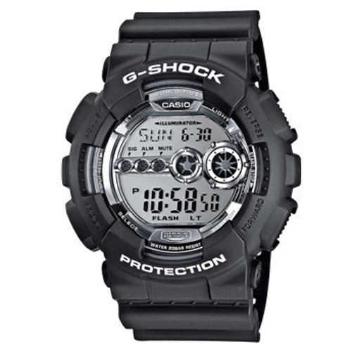 Montre Casio G-shock GD-100BW-1ER - PRECIOVS