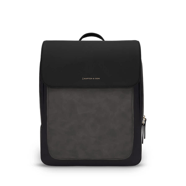 Sac à dos Kapten & Son Tromso All Black - PRECIOVS