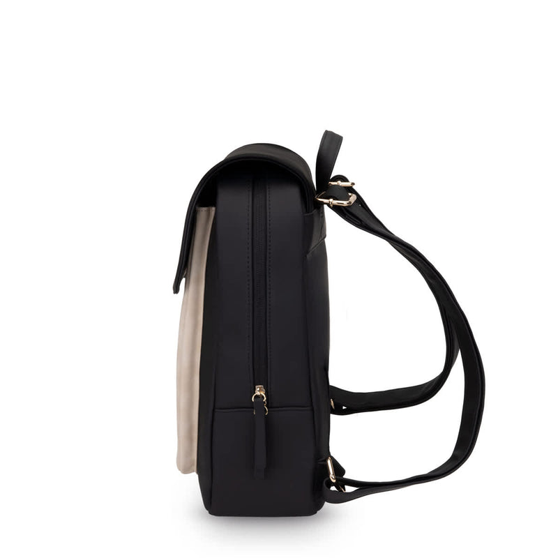 Sac à dos Kapten & Son Tromso Small Cream Black - PRECIOVS