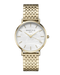 Montre Rosefield THE UPPER EAST SIDE White MOP Gold UEWG-U21 - PRECIOVS