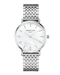 Montre Rosefield THE UPPER EAST SIDE White MOP Silver UEWS-U22 - PRECIOVS