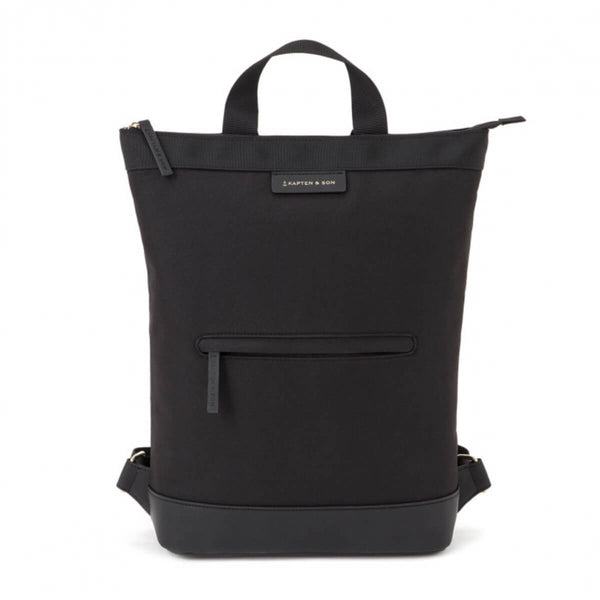 Sac à dos Kapten & Son Umea All Black - PRECIOVS