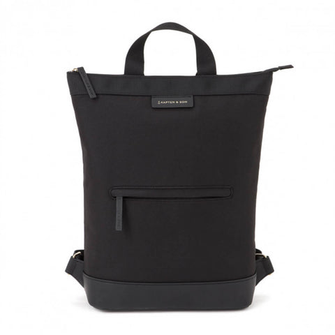 Sac à dos Kapten & Son Umea All Black