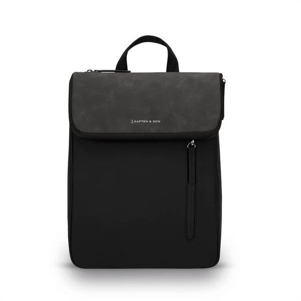 Sac à dos Kapten & Son Vallen All Black - PRECIOVS