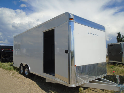 SnoPro Supreme Stealth Car Hauler Series