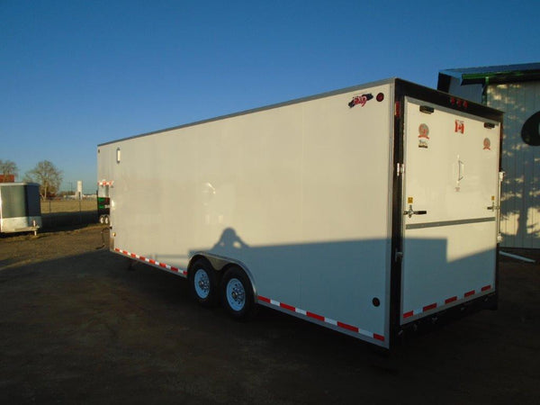 C Jay 2019 8.5X24 Gooseneck FX9 Series - #04345AS