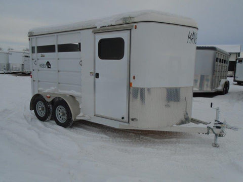 Maverick 2019 2 High Side Horse 14' - #53570S