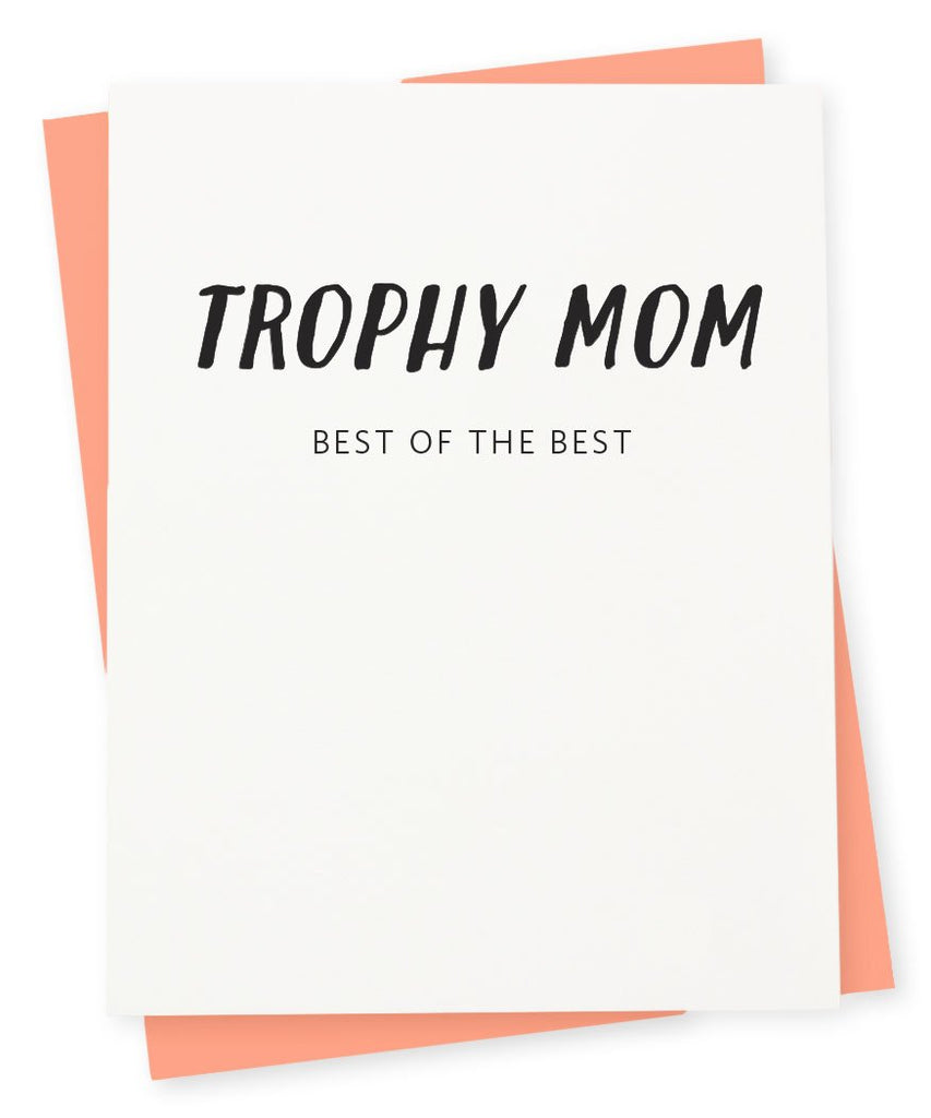 Trophy Mom