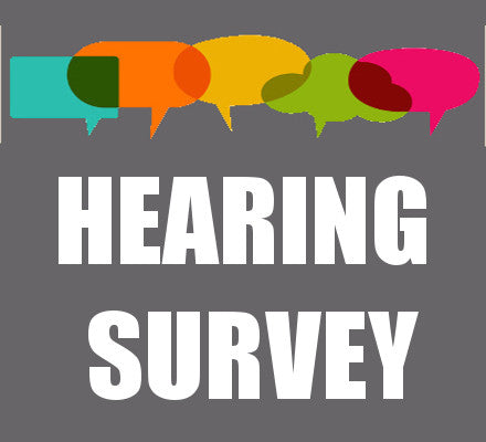 Hearing Loss Survey - Please Spread the Word