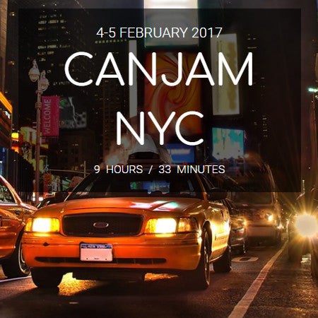 Going to NAMM NYC