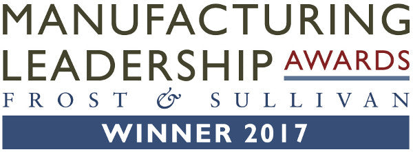 Asius Named a Winner of Frost & Sullivan's 2017 Manufacturing Leadership Awards