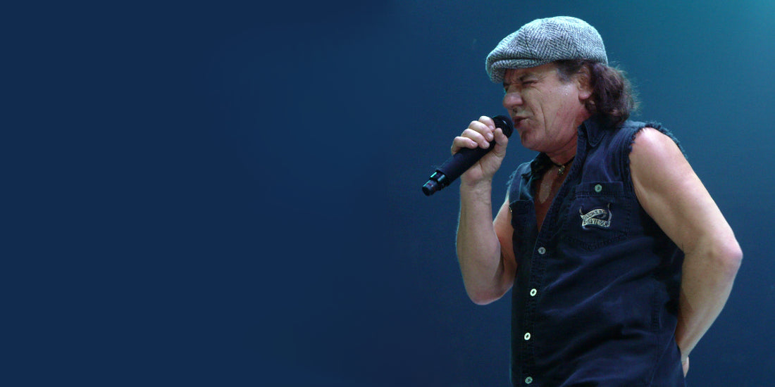 Brian Johnson of AC/DC was contacted by Asius Technologies regarding a solution for his hearing loss.