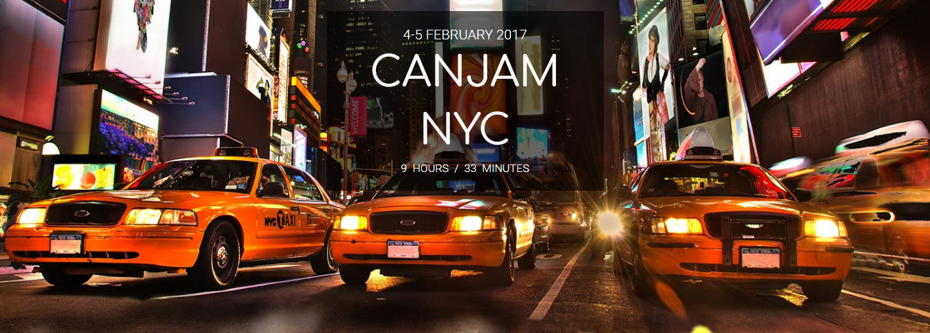 Asius Technologies going to CANJAM in New York City
