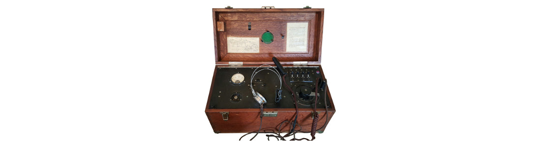 Asius Technologies and the Western Electric A-2 Audiometer