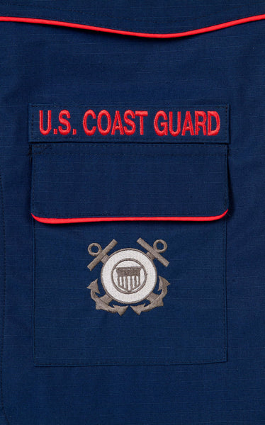 Coast Guard Christmas Stocking