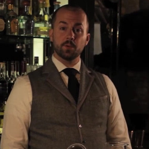 Bartender Jim Meehan On Making The Perfect Martini