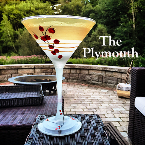 The Plymouth Martini Glass At Tini Grails