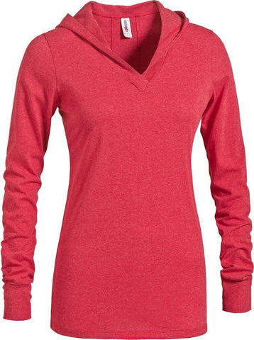 Womens Performance Long Hoodie AA311