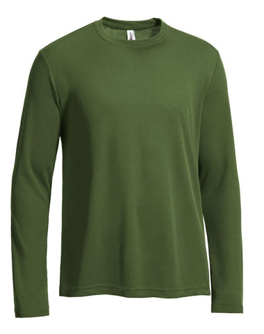 Mens Performance Long Sleeve Crew AJ901