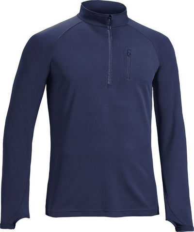 Mens Performance 1/4 Zip Pullover with side pocket AI914