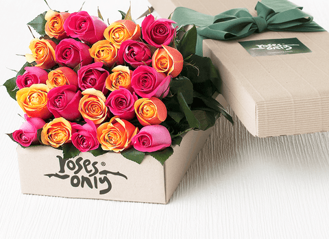 Mixed Roses US