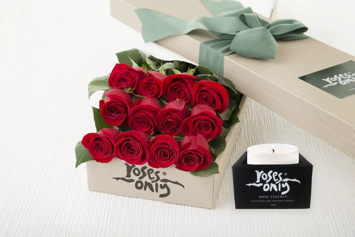 Roses Only Same Day Roses Flower Delivery In Nyc La