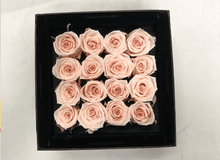Pastel Pink Year Long Infinity Roses