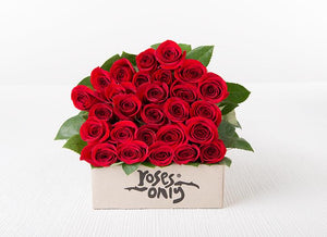 Red Roses Gift Box 24